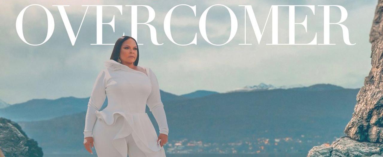 Tamela Man Overcomer cover art